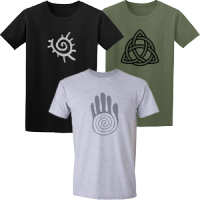 Tribal & Spiritual T Shirts