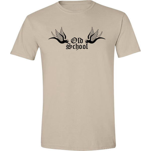 Old School Tattoo Edify Clothing Retro T Shirts