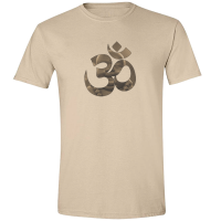 Buy Buddha OM Yoga Spiritual Graphic Tee Shirt Sand