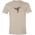 Buy Tribal Tattoo Triskellion Celtic Viking Pagan Graphic Sand Tee Shirt