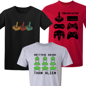 Video Game T Shirts