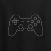 Sony Playstation video game Graphic Tee Shirt-black
