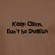 Funny Seaside Beach Holiday Fisherman Graphic Slogan Brown Tee Shirt