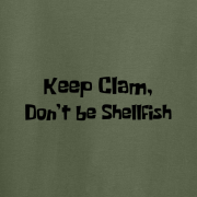 Funny Seaside Beach Holiday Fisherman Graphic Slogan Green Tee Shirt