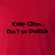 Funny Seaside Beach Holiday Fisherman Graphic Slogan Red Tee Shirt