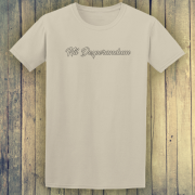 Nil Desperandum No Despair No Worries Alternative Street Wear Sand Graphic Tee Shirt