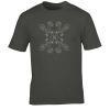 Buy Chicken Egg Portuguese Tile Charcoal Grey Graphic T Shirt